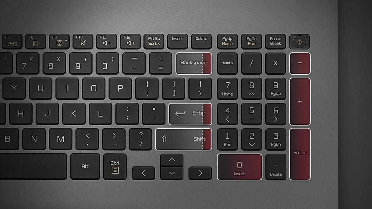 Gram 17z90n Ds 10 4 Column Numeric Keypad D Vv1
