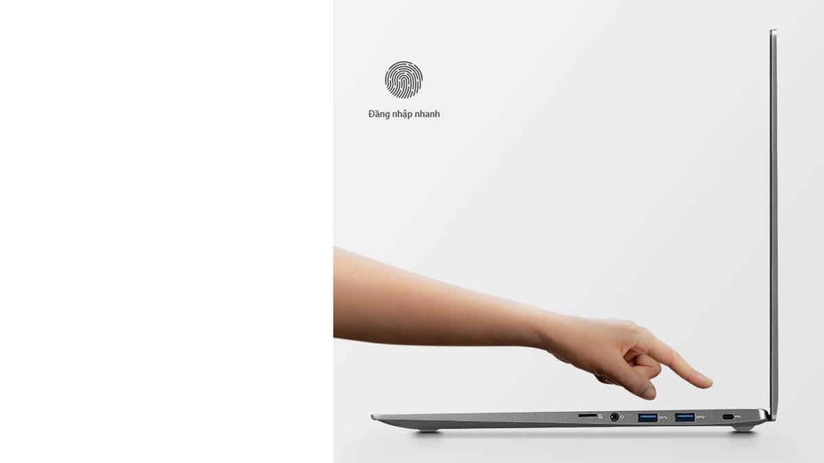 Gram 17z90n Ds 11 Fingerprint Reader D