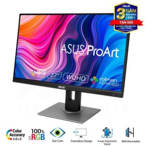 Asus Proart Pa278qv Professional Monitor 8
