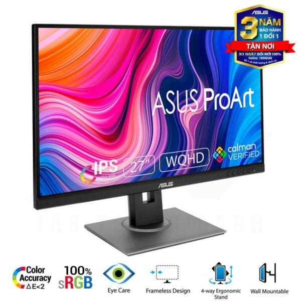 Asus Proart Pa278qv Professional Monitor 9