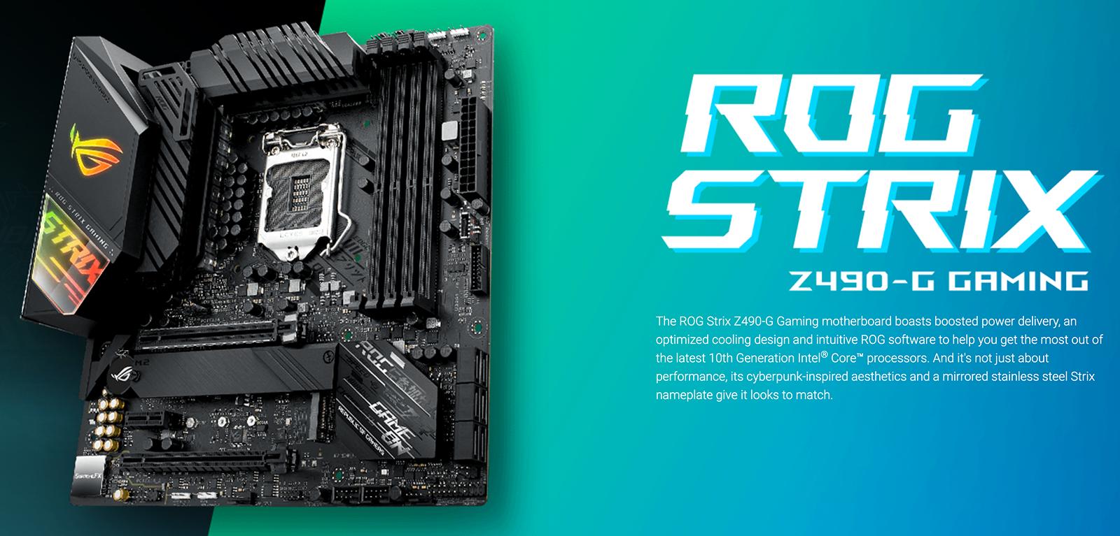 Asus Rog Strix Z490 G Gaming 07