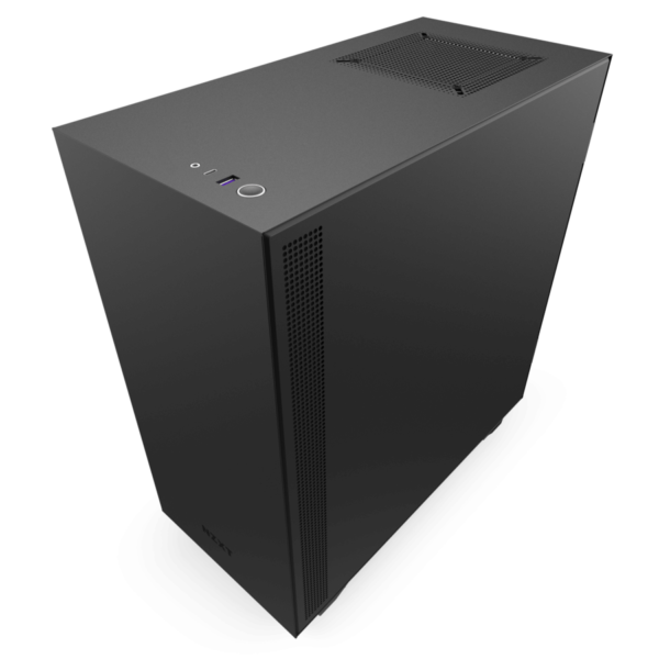 Nzxt H510i – Black Red 02