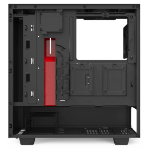 Nzxt H510i – Black Red 04