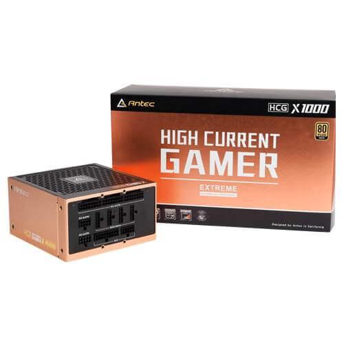 Antec Hcg 1000 Extreme 1000w – 80 Plus Gold 10