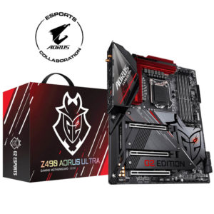 Gigabyte Z490 Aorus Ultra G2 Rev 1.0 Socket 1200 01