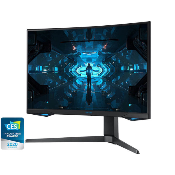 Màn Hình Samsung 27 Odyssey G7 Gaming Monitor 02