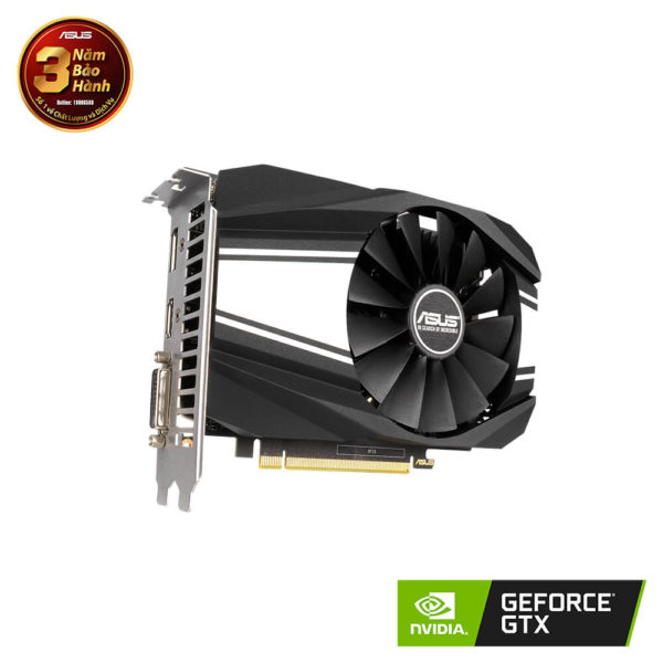 Asus Phoenix Geforce® Gtx 1660 Super™ 6gb Gddr6 05