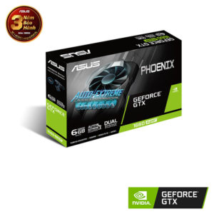 Asus Phoenix Geforce® Gtx 1660 Super™ 6gb Gddr6 07