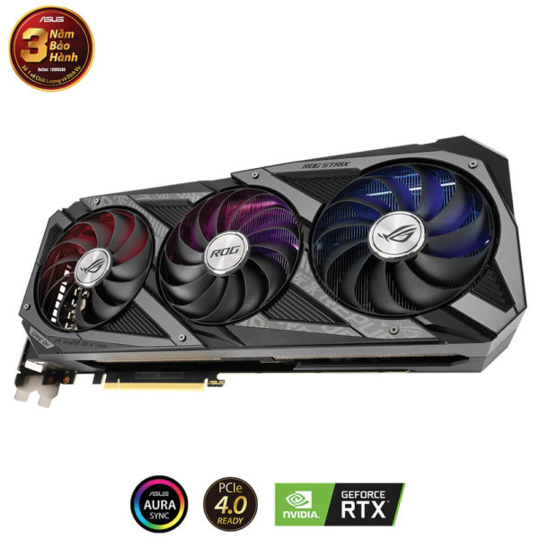 Asus Rog Strix Rtx 3080 10gb Gaming 09