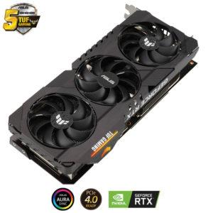 Asus Tuf Gaming Geforce Rtx 3080 10gb Gddr6x 04