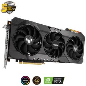 Asus Tuf Gaming Geforce Rtx 3080 10gb Gddr6x 06