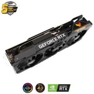 Asus Tuf Gaming Geforce Rtx 3080 Oc 10gb Gddr6x 08