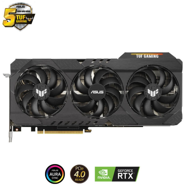 Asus Tuf Gaming Geforce Rtx 3090 Oc 10gb Gddr6x 02