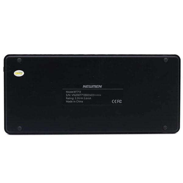 Bàn Phím Không Dây Newmen Bt713 (2.4g+ Bluetooth) 06