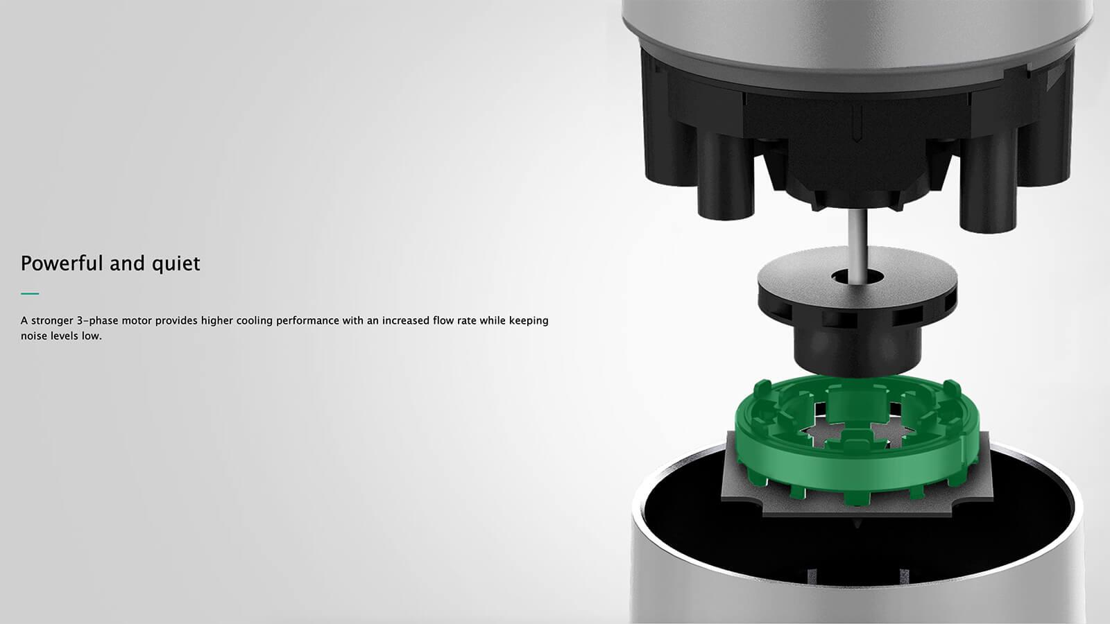 Deepcool Castle 360ex Addressable Rgb Aio Liquid Cpu Cooler Feature03