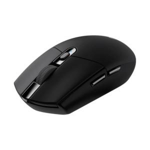 Logitech G304 Lightspeed Wireless Gaming Mouse – Black H3
