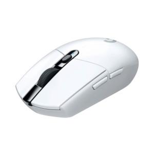 Logitech G304 Lightspeed Wireless Gaming Mouse – White H3
