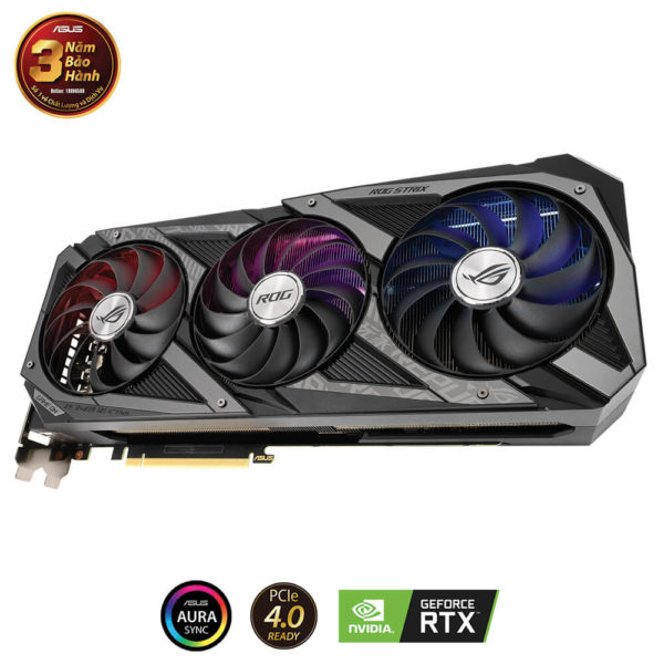 Rog Strix Rtx3090 24gb Gaming 05