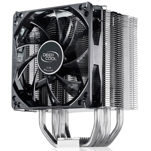 Thermalright Dual-Tower Frost Spirit 140 - CPU Cooler (FS140)