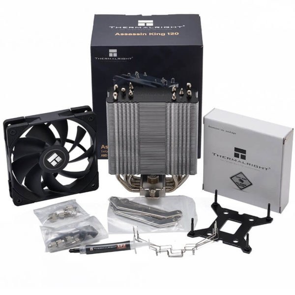 Thermalright Assassin King 120 Cpu Air Cooler 05