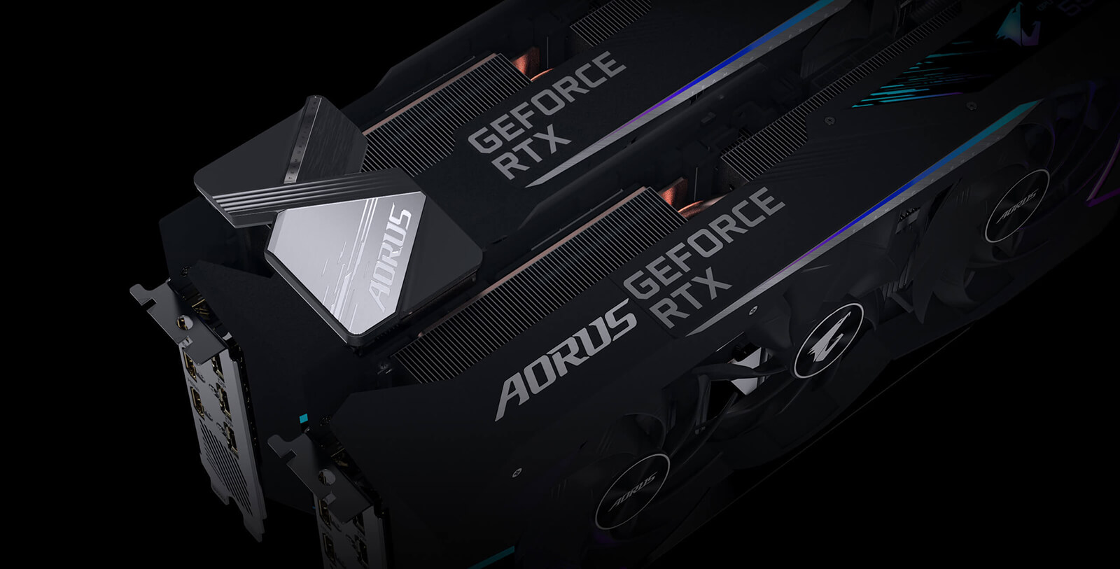 Aorus Geforce Rtx Nvlink™ Bridge For 30 Series Feature 02