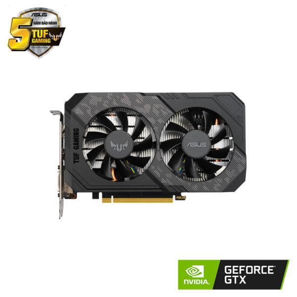 Asus Tuf Gaming Geforce® Gtx 1660 Super™ 6gb Gddr6 02