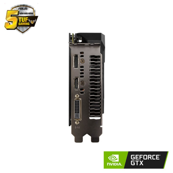 Asus Tuf Gaming Geforce® Gtx 1660 Super™ 6gb Gddr6 12