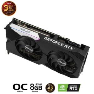 Asus Geforce Dual Rtx 3070 Oc Edition 8gb Gddr6 05