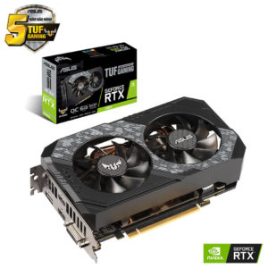 Asus Tuf Gaming Geforce Rtx 2060 Oc Edition 01