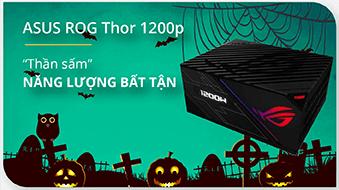 Banner Asus Rog Halloween