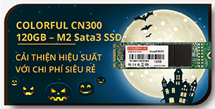 Banner Colorful Halloween