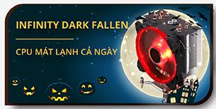 Banner Infinity Dark Halloween