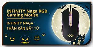 Banner Infinity Naga Halloween