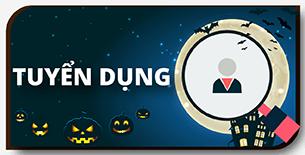Banner TuyỂn DỤng Mobile Halloween