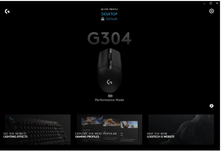 Logitech G304 Lightspeed Wireless Gaming Mouse – Black