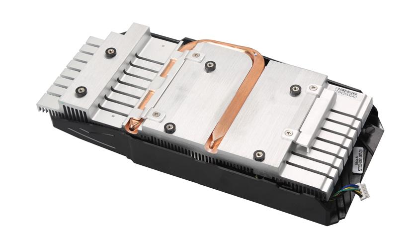 GALAX GTX 1060 6GB GDR5X OC REDBLACK