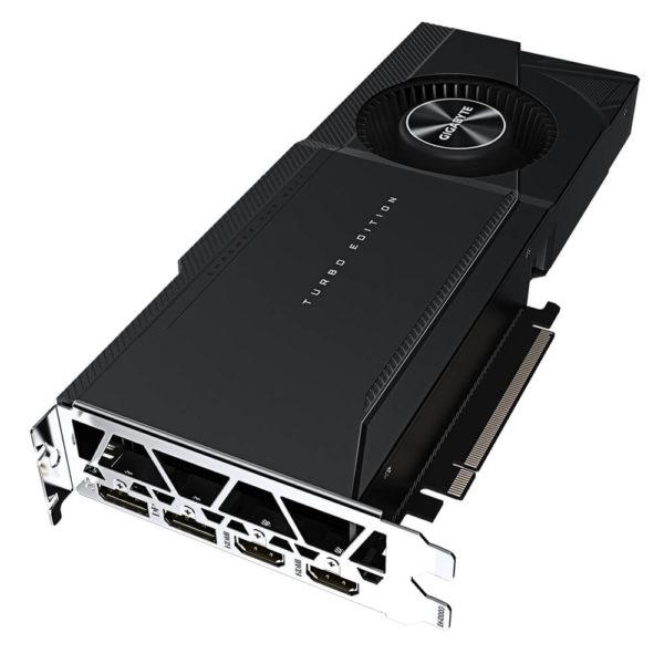 Gigabyte Geforce® Rtx 3090 Turbo 24gb 04