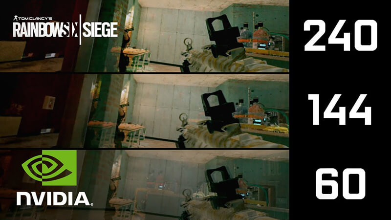 High Fps In Tom Clancy's Rainbow Six ® Siege