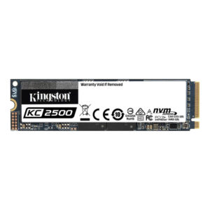 Kingston Kc2500 250gb M.2 2280 Pcie Nvme Ssd