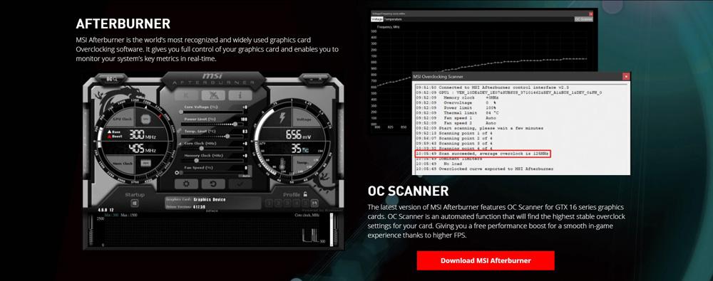 MSI GeForce GTX 1660 GAMING 6G