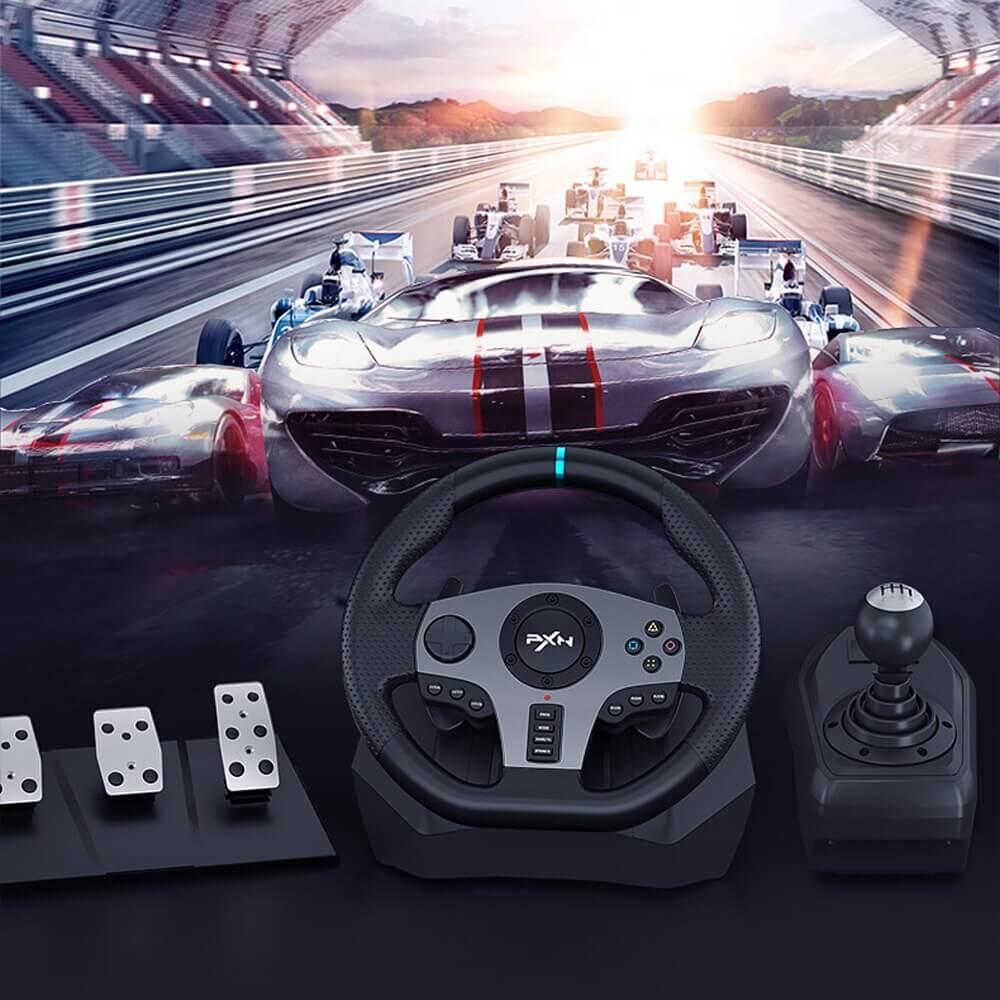 Pxn V9 Gaming Racing Wheel Post1