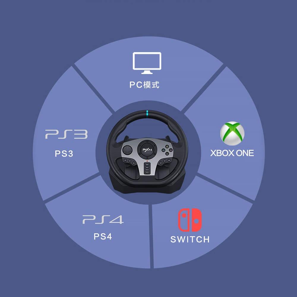 Pxn V9 Gaming Racing Wheel Post4