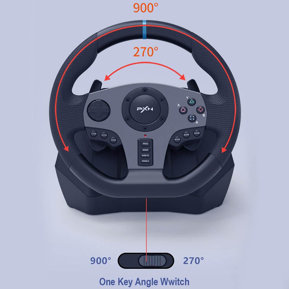 Pxn V9 Gaming Racing Wheel Post6