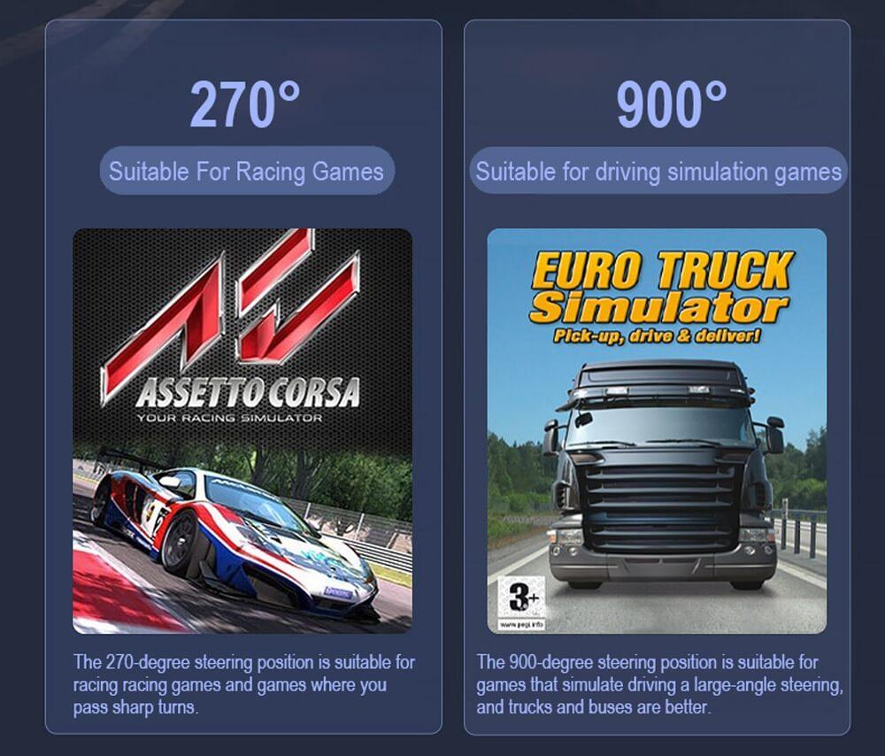 Pxn V9 Gaming Racing Wheel Post7