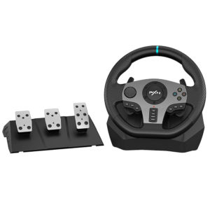 Vô Lăng Chơi Game Pxn V9 Gaming Racing Wheel 01