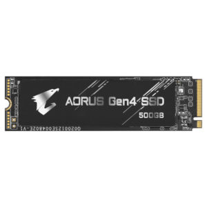 Aorus 500g (gp Ag4500g) Without Heatsink Pcie Nvme Ssd H1