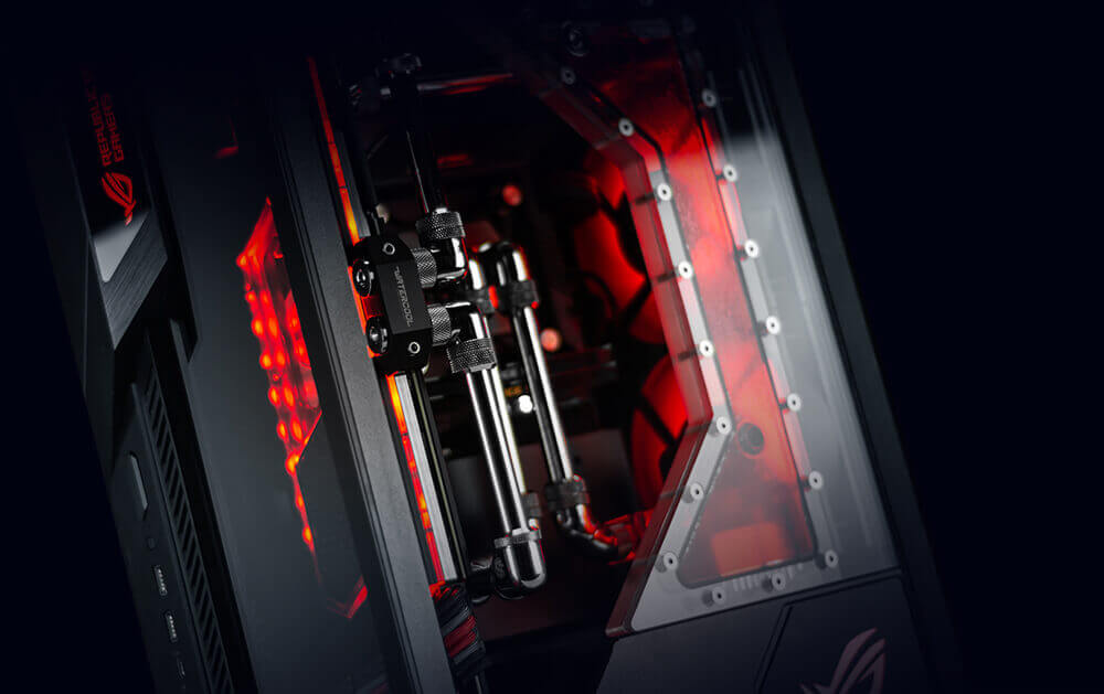Asus Rog Z11 Mini Itx Unleased Case Feature 01