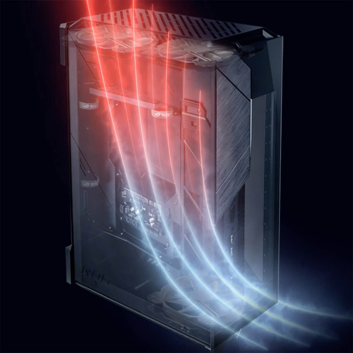 Asus Rog Z11 Mini Itx Unleased Case Feature 03