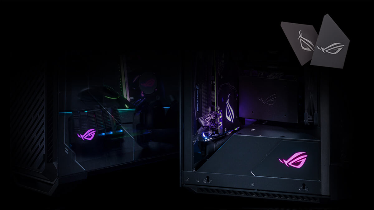 Asus Rog Z11 Mini Itx Unleased Case Feature 10