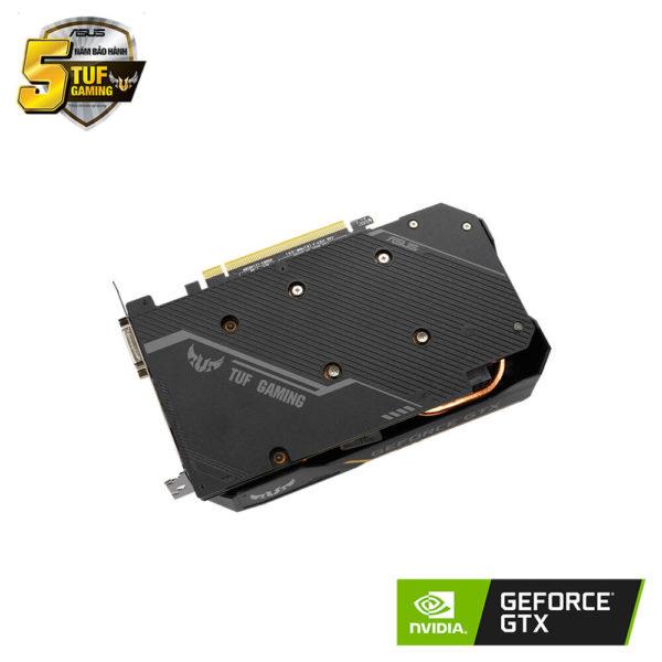 Asus Tuf Gaming Geforce® Gtx 1660 Super™ Oc 6gb Gddr6 H10